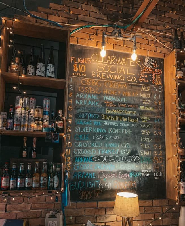 Clearwater Social Brewing Company