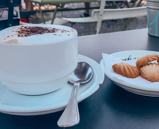must try dishes Italy cappuccino