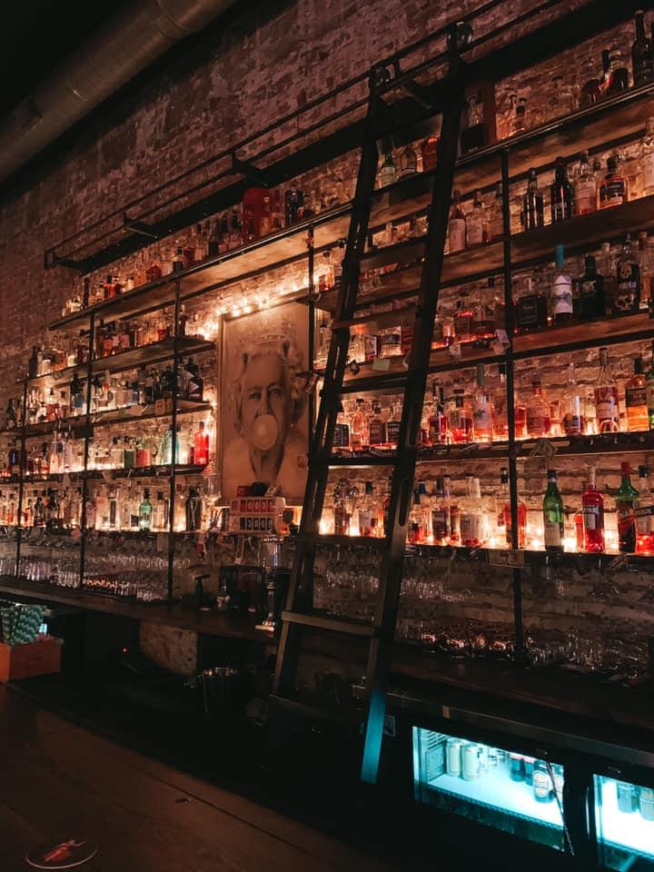 Unknown Caller bar area