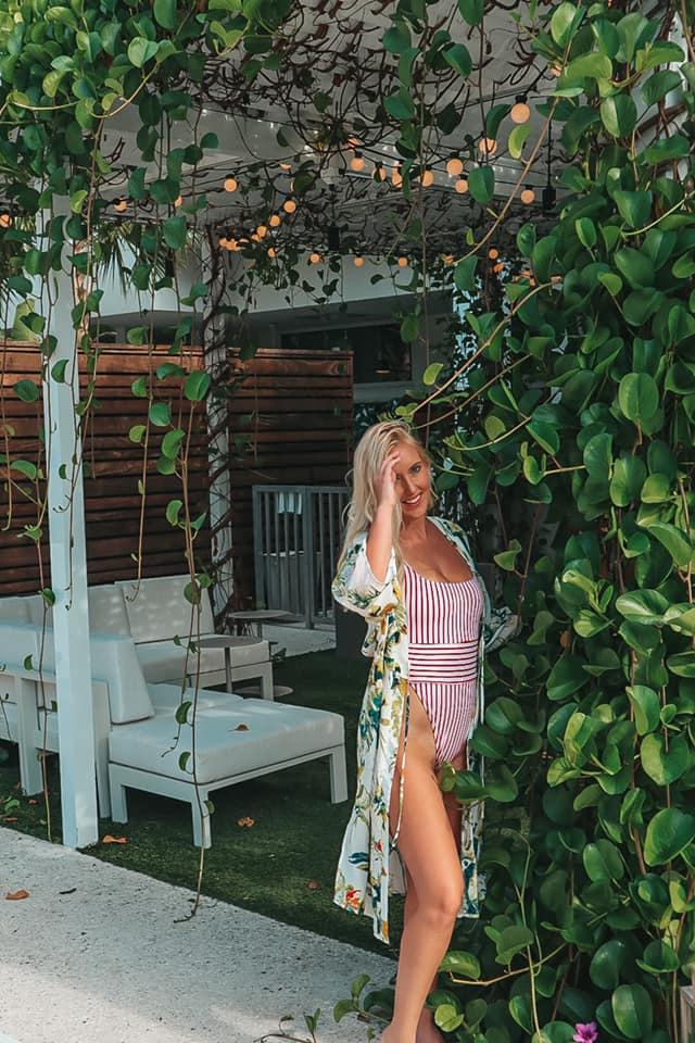 Pool area Sarasota Modern in Sarasota, Florida