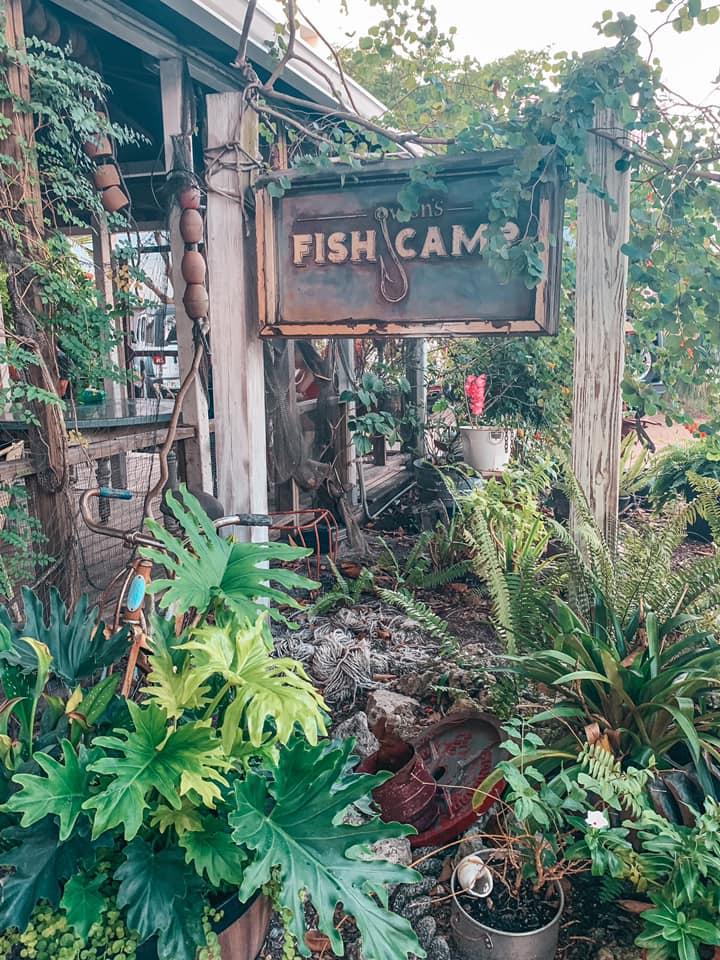 Owen's Fish Camp Sarasota