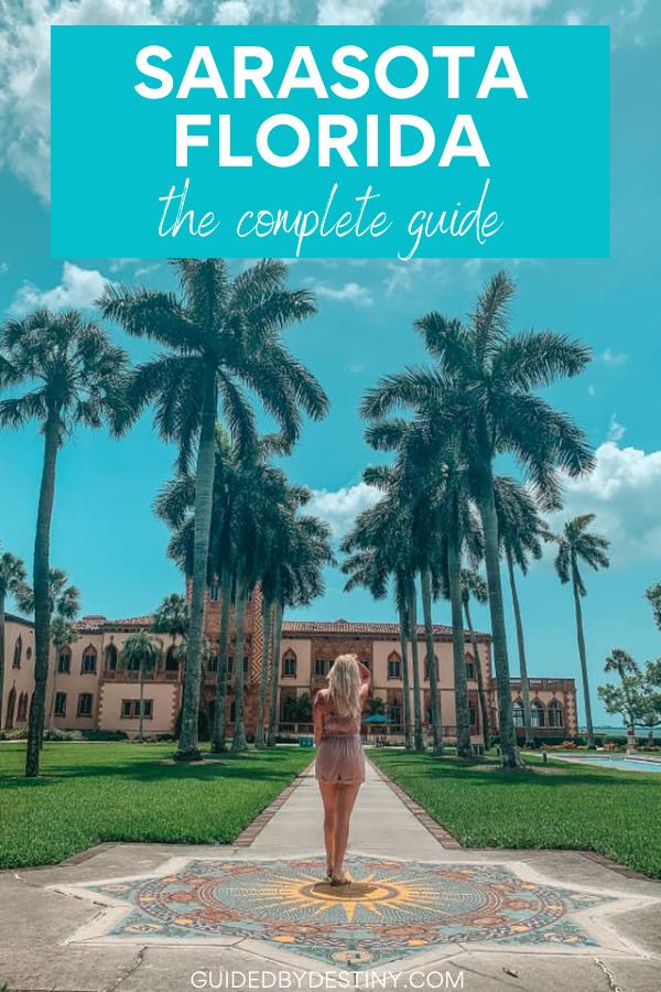 Sarasota Florida Visitors Guide