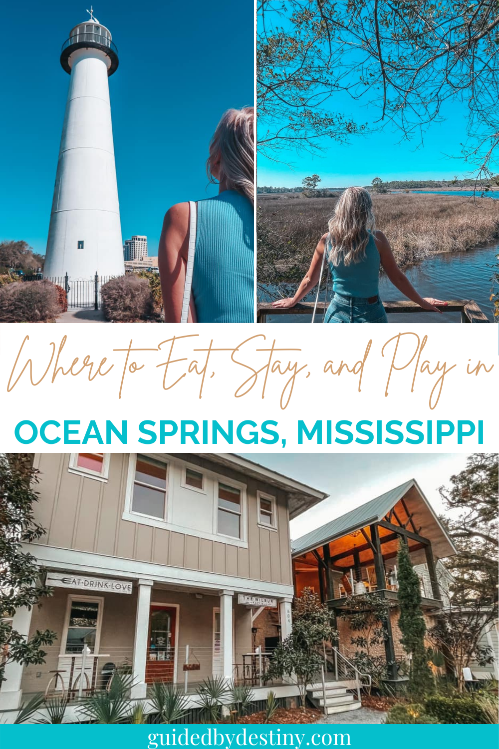 Where to eat, stay, and play in Ocean Springs, Mississippi