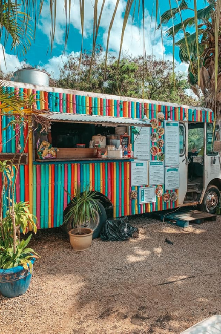 aji limo food truck on north shore oahu