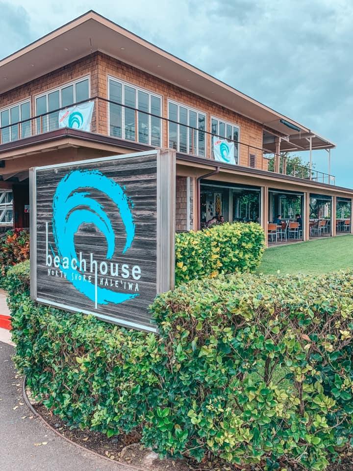 View of Haleiwa Beach House North Shore Oahu