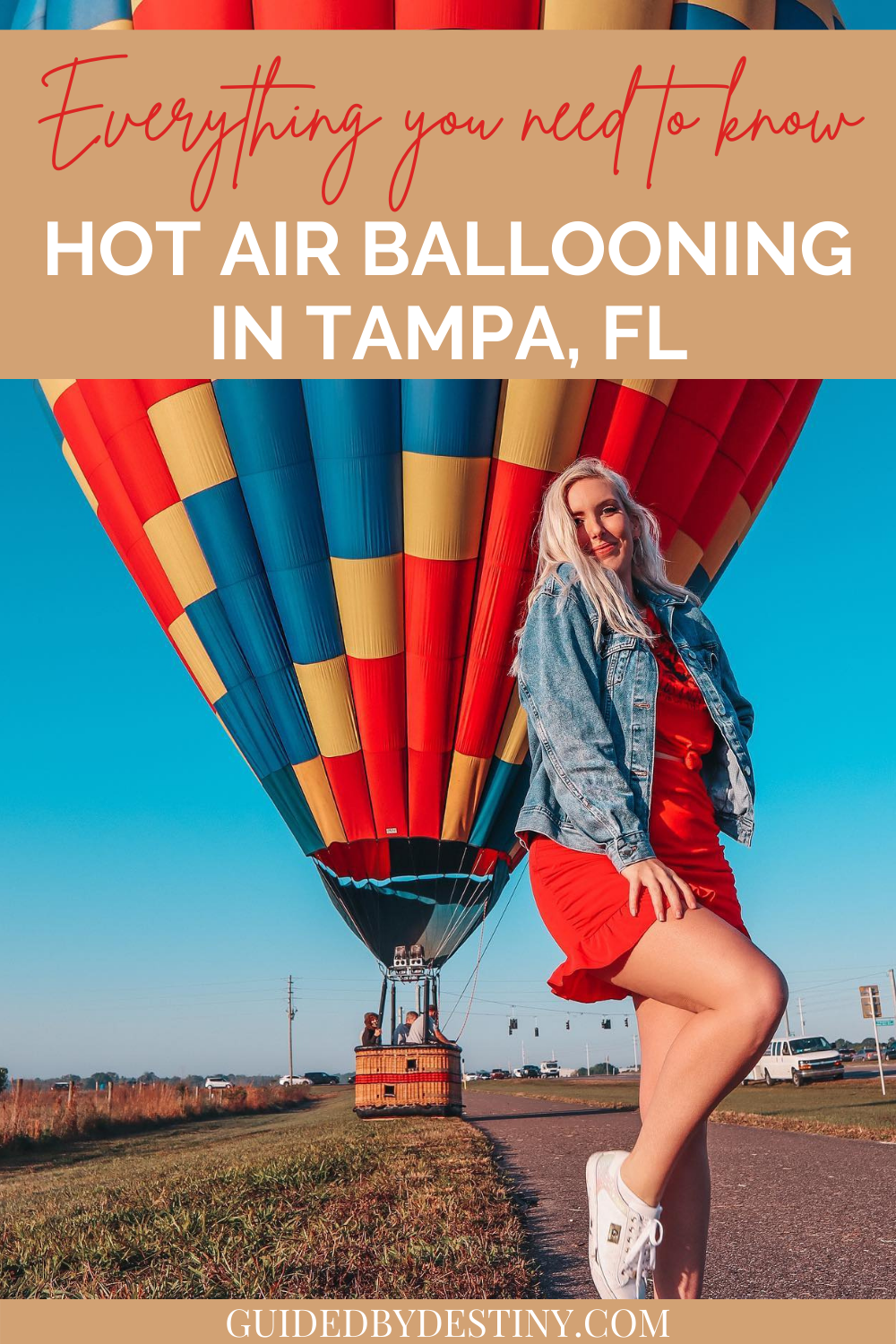 Everything you need to know about hot air ballooning in Tampa
